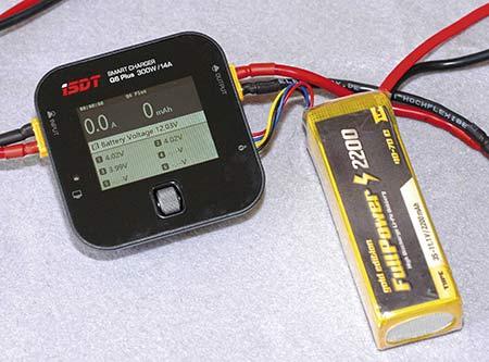 I Caricabatterie ISDT
