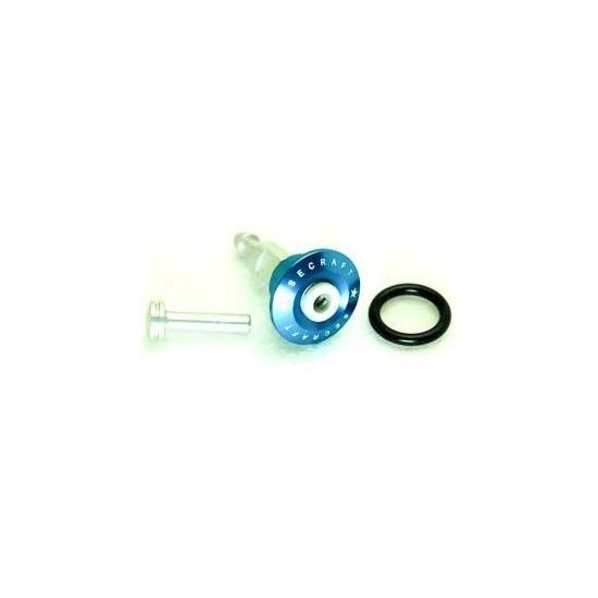 Secraft Tappo rifornimento singolo V3 BLU