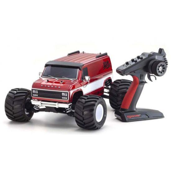 Kyosho Kyosho Mad Van VE 4WD FAZER MK2 1:10 Readyset