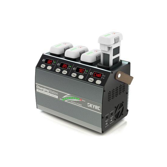 SkyRC 4P3 Per Phantom 3 e 4 (4 uscite) 220V Caricabatterie