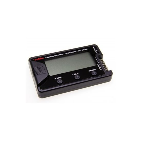 Robbe Digital Battery Checker II
