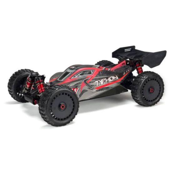 Arrma TYPHON 6S BLX Brushless Buggy 4WD RTR Spektrum 1/8