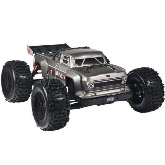 Arrma OUTCAST 6S BLX Brushless Truggy 4WD RTR 1/8, Silver