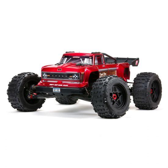 Arrma Outcast 1/5 4X4 8S BLX Stunt Truck