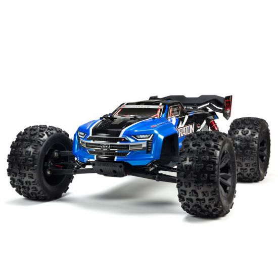 Arrma KRATON 6S V5 4WD BLX 1/8 Speed Monster Truck RTR Blu