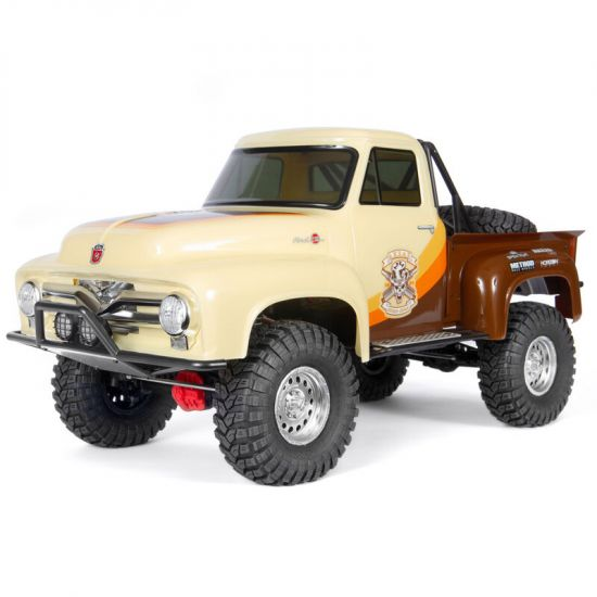 Axial SCX10 II 1955 Ford F-100 1/10 4WD Truck Brushed RTR