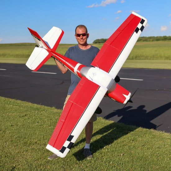 E-flite Carbon-Z Cessna 150T 2.1 BNF SMART Aeromodello riproduzione