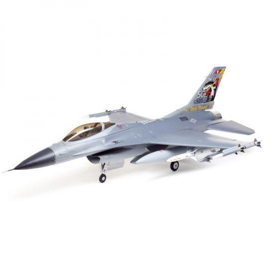 E-flite F-16 Falcon 80mm EDF ARF+ (senza motorizzazione)