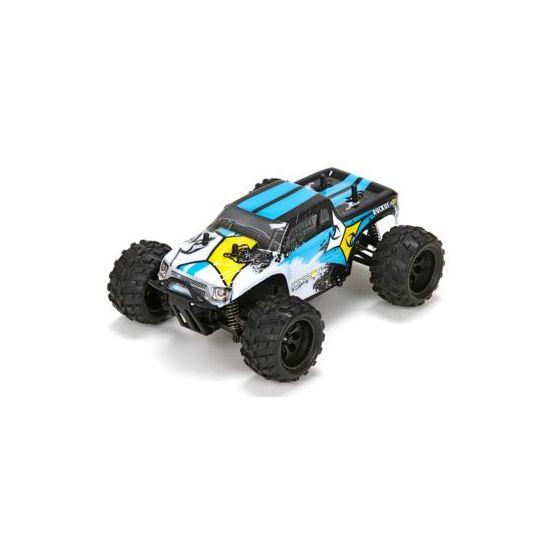 Electrix RC Automodello elettrico MONSTER ECX Ruckus 1/24 4WD T1