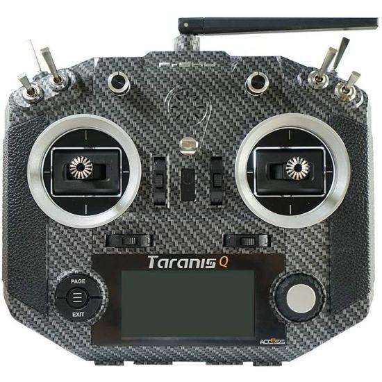 FrSKY TaranisQ X7S ACCESS 16/24CH Special Edition CARBON solo TX Radiocomando
