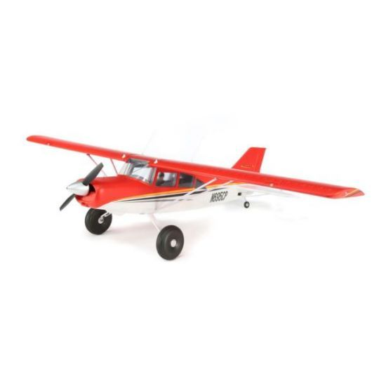 E-flite Maule M-7 1.5m BNF Basic AS3X and SAFE