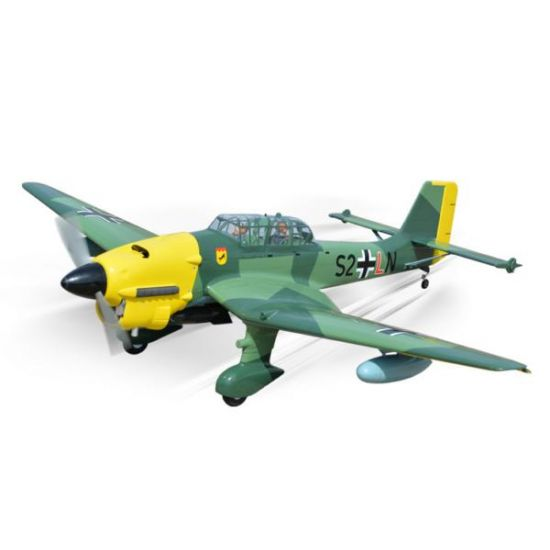 Phoenix Model Stuka .120/20cc Aeromodello riproduzione