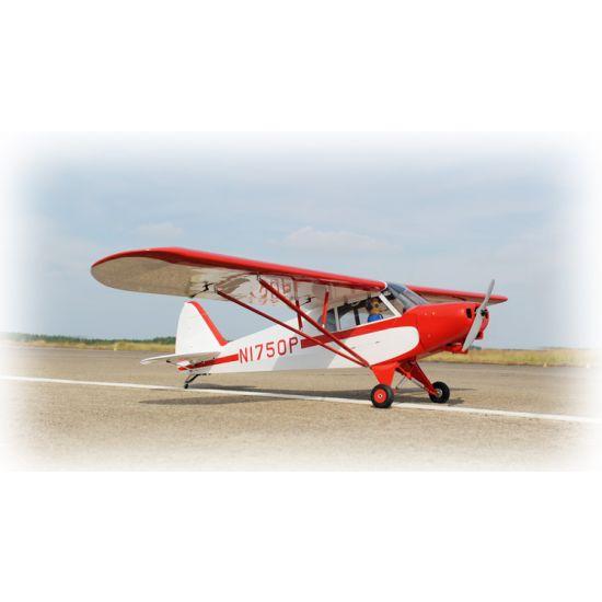 Phoenix Model Super Cub PA -18 30cc 272cm Aeromodello Riproduzione