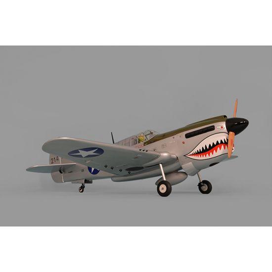 Phoenix Model P40 WARHAWK 30/35cc ARF Aeromodello riproduzione
