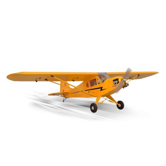 Phoenix Model Piper J3 CUB .120/20cc ARF Aeromodello riproduzione