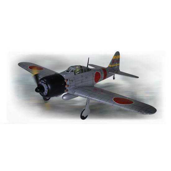 Phoenix Model Zero A6M 120/20cc ARF Aeromodello riproduzione