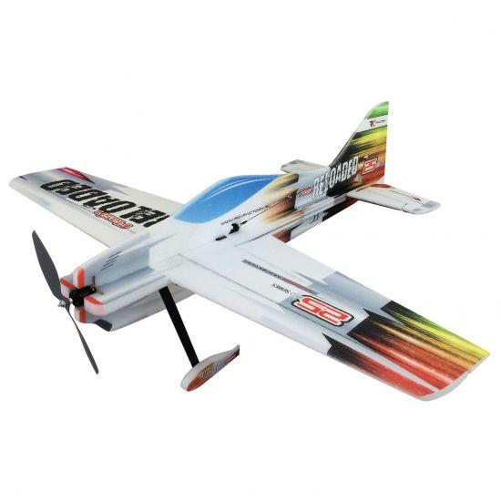 RC Factory Flash Rainbow Aeromodello acrobatico