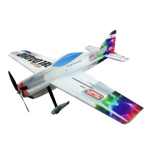 RC Factory Flash Nebula Aeromodello acrobatico