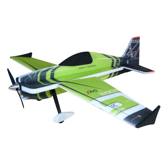 RC Factory Edge XL Green Aeromodello acrobatico
