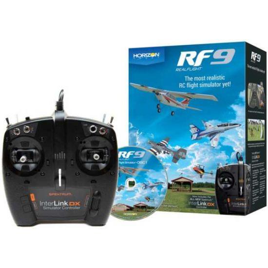 RealFlight RF 9 Horizon Hobby Edition INTERLINK-X