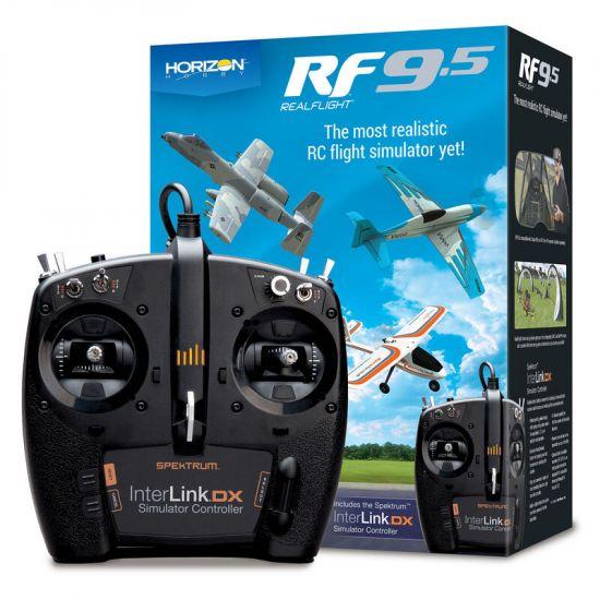 RealFlight RF 9.5 Horizon Hobby Edition INTERLINK-X