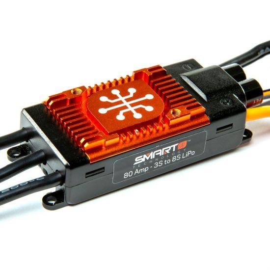 Spektrum Variatore AVIAN 80A brushless SMART 3-8S TELEMETRICO