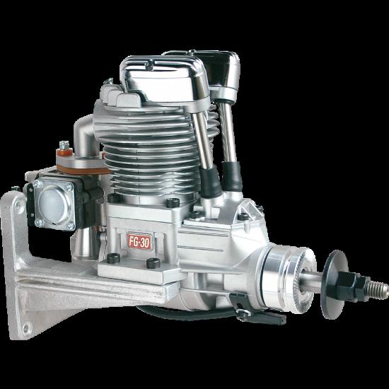 Saito FG-30B 30cc Motore a scoppio 4T BENZINA