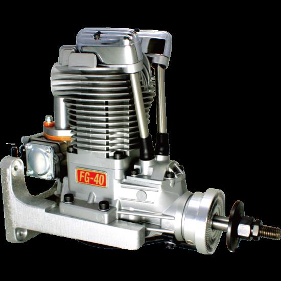 Saito FG-40 40cc Motore a scoppio 4T BENZINA