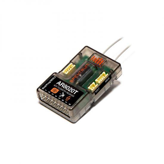 Spektrum AR8020T 8 canali Ricevente DSMX