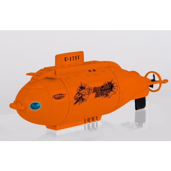 Carson XS Deep Sea Dragon RTR Micro sommergibile