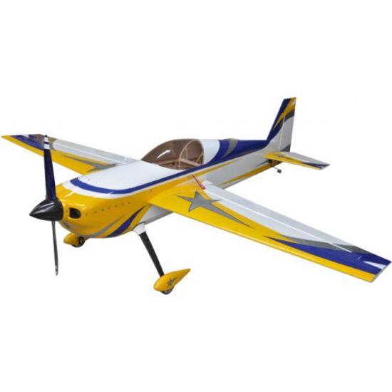 AJ Aircraft Laser 230Z 115 ARF Reflex Design - 292 cm Aeromodello acrobatico