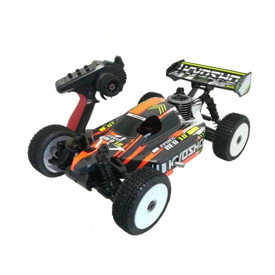 Kyosho Inferno NEO 3.0 KE25SP Jonathan Special Edition T3 1:8 GP 4WD Automodello a scoppio