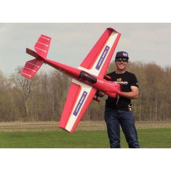 Extreme Flight Laser 60 V2 ARF Aeromodello acrobatico
