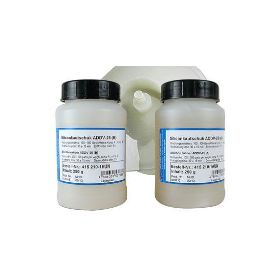 ReG Gomma siliconica ADDV-25, 500 g (totale dei due componenti)