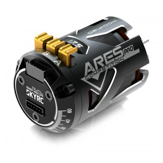 SkyRC ARES PRO V2 21.5T SPEC 1760Kv