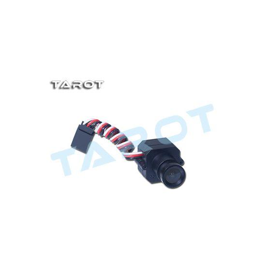 Tarot FPV aerial camera through the machine