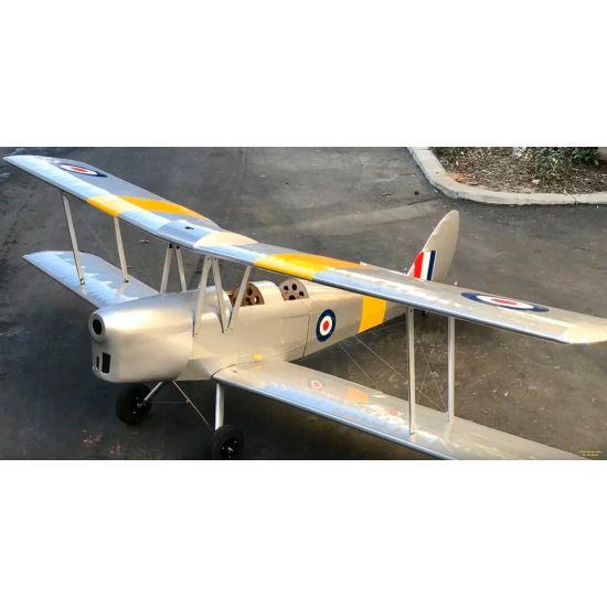Maxford USA Tiger Moth ARF - 266 cm Aeromodello riproduzione