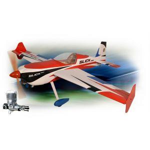 Phoenix Model Slick 580 60cc GP/EP ARF + DLE 65 Aeromodello acrobatico