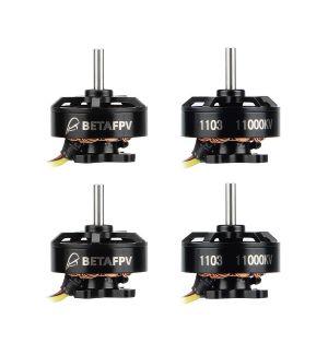 BetaFPV Motori di ricambio BETA75X 2s 1103 11000kv - 4 pezzi