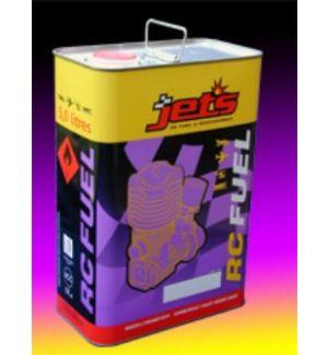 Jets Metanitro Aereo 10% (Alcol metilico + nitrometano) 5 lt