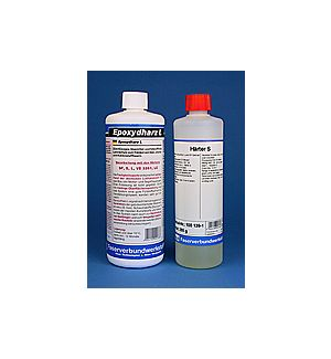 ReG Resina Epoxi-Laminazione L+ S - 1 Kg