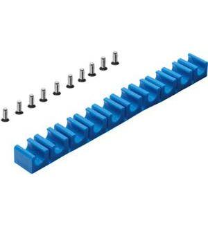 Festo Morsettiera porta-tubi, per tubo da 4 mm