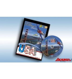 Ikarus Ikarus Add-On 5, USA Edition Aerofly Professional Deluxe