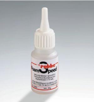 Robbe Colla cianoacrilica per espansi e depron 20 g