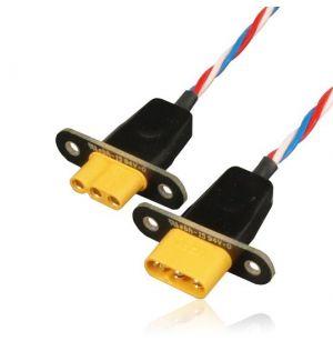 PowerBox Connettore ala/fusoliera 1 servo PREMIUM