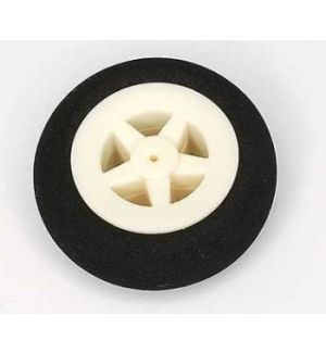 aXes 35mm slow flyer wheels (2pcs)