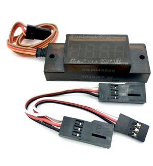 DLE On-Board Digital Tachometer - contagiri digitale