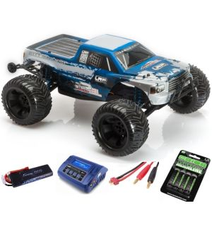 LRP S10 Twister 2 MT Brushless 2.4Ghz RTR 1/10 2WD MonsterTruck SUPER COMBO