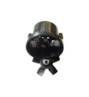 Het EDF 9305-700 Ventola intubata con labbro