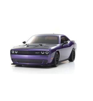 Kyosho Fazer MK2 Dodge Challenger SRT DEMON 1:10 Readyset Automodello elettrico